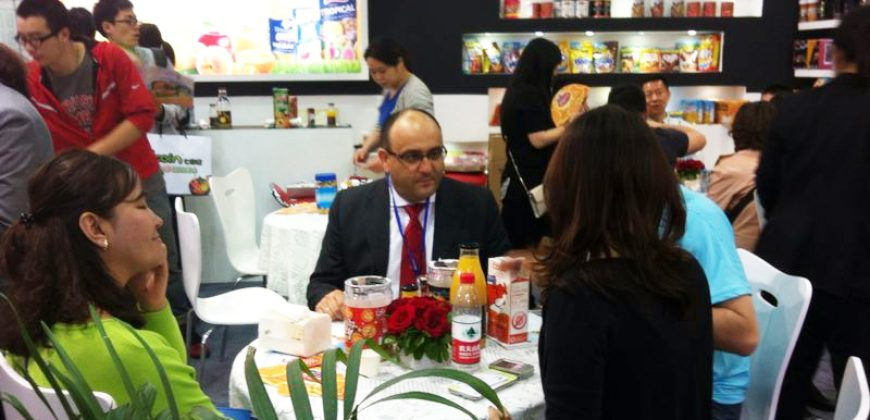 SIAL 2014 – Shanghai – China – Foto 1